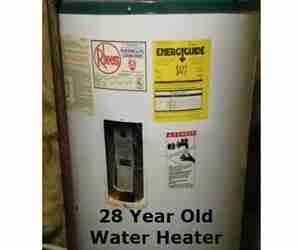 28 Year Old Water Heater Leaking. AllWaterProducts.com